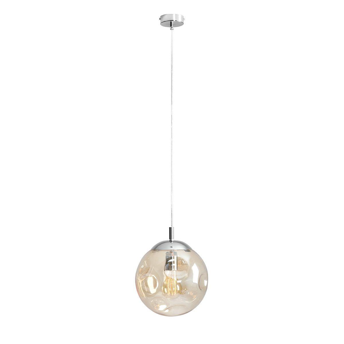 Lampa wisząca Aldex x1 Amalfi 30 cm Miodowy 1034G/M