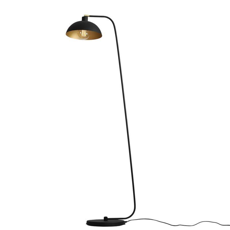 Lampa podłogowa Aldex Espace Black 1036A1
