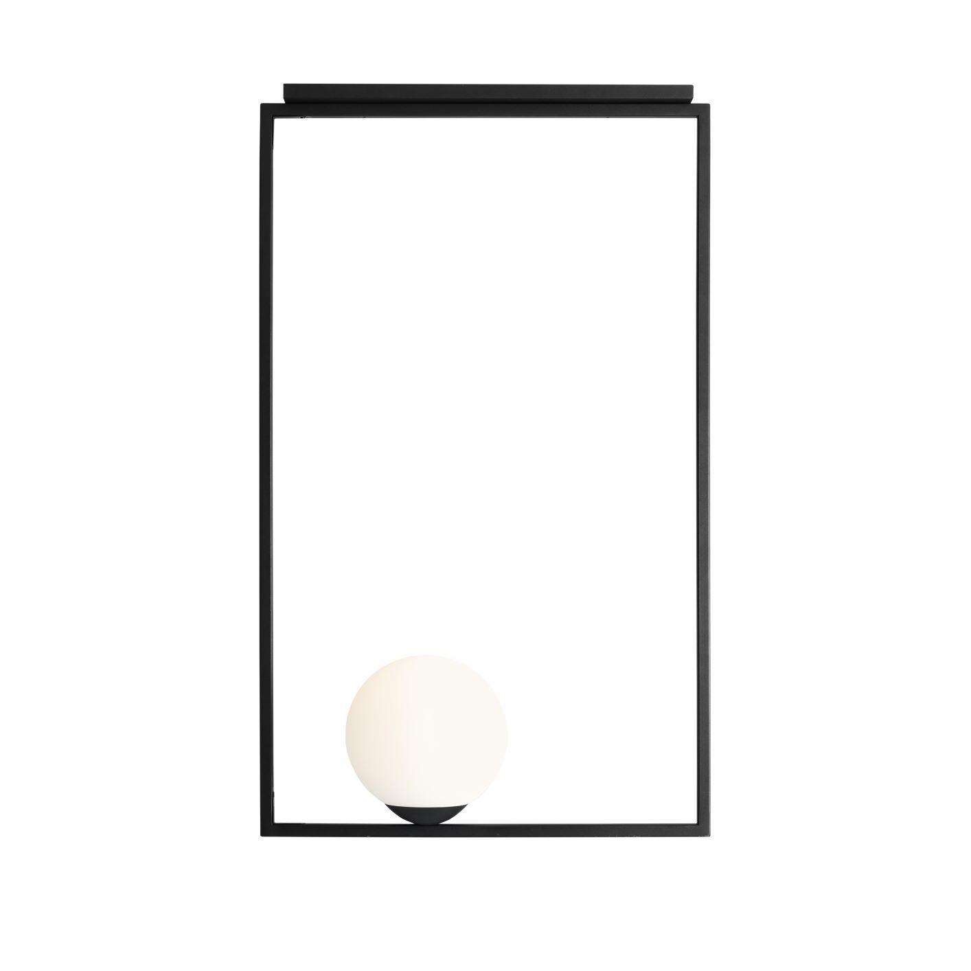 Plafon Aldex x1 Frame Black Pionowa Rama 1040PL/G1
