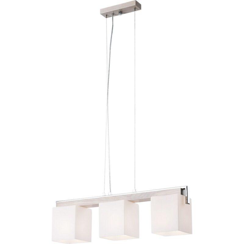 Lampa wisząca Argon Tros dąb bielony 1122 x3
