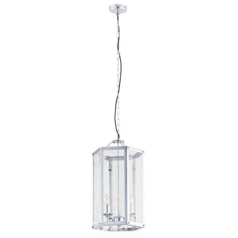 Lampa wisząca Argon Bodrum chrom 1252 x3