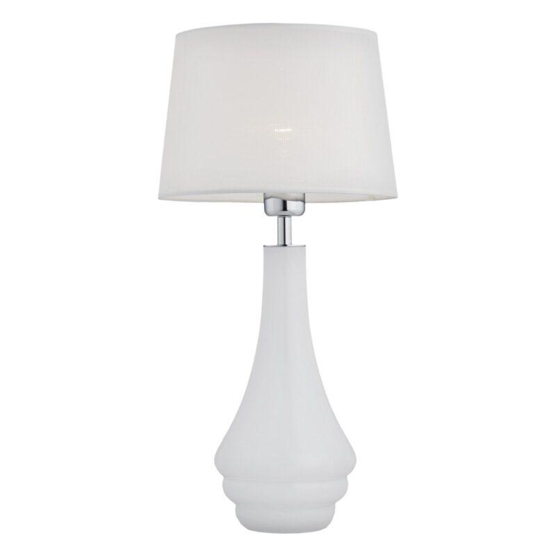 Lampa stołowa Argon Amazonka opal 3029 x1