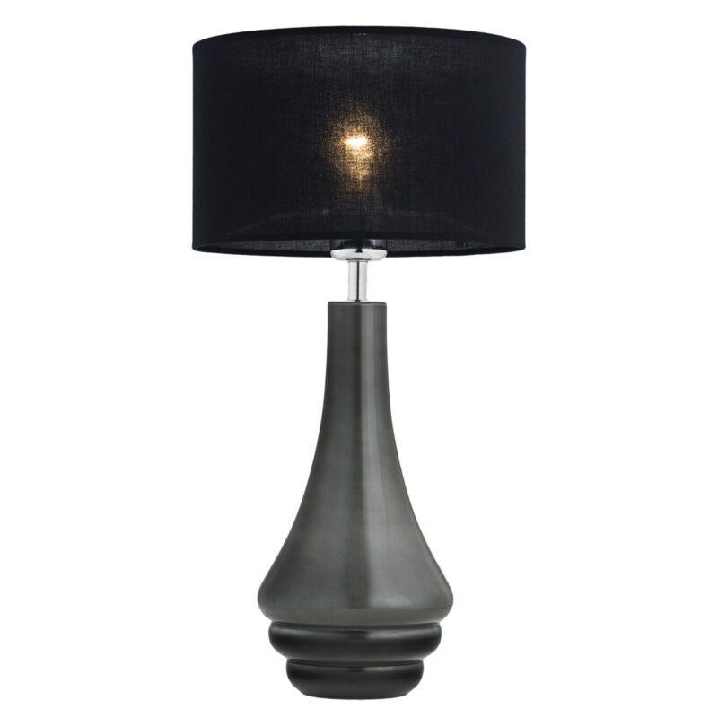 Lampa stołowa Argon Amazonka szary 3030 x1