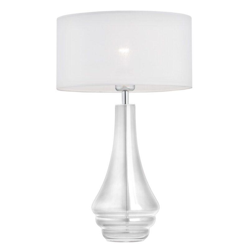 Lampa stołowa Argon Amazonka przeźroczysty 3031 x1