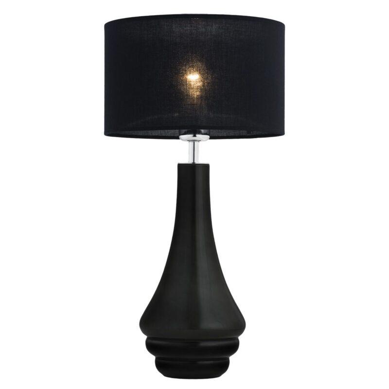 Lampa stołowa Argon Amazonka czarny 3033 x1