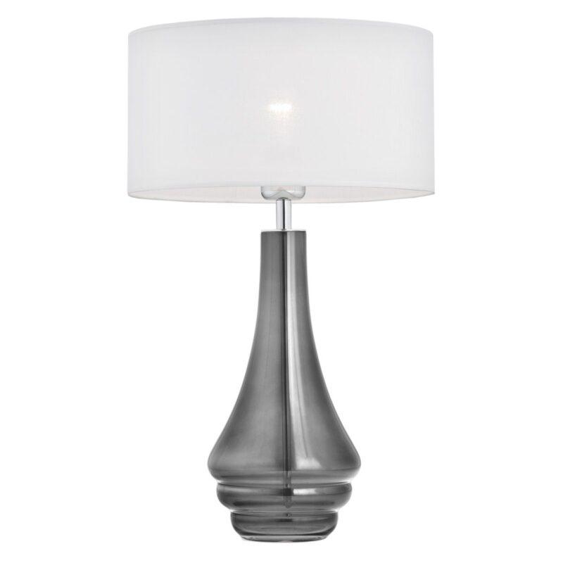 Lampa stołowa Argon Amazonka dymna 3035 x1