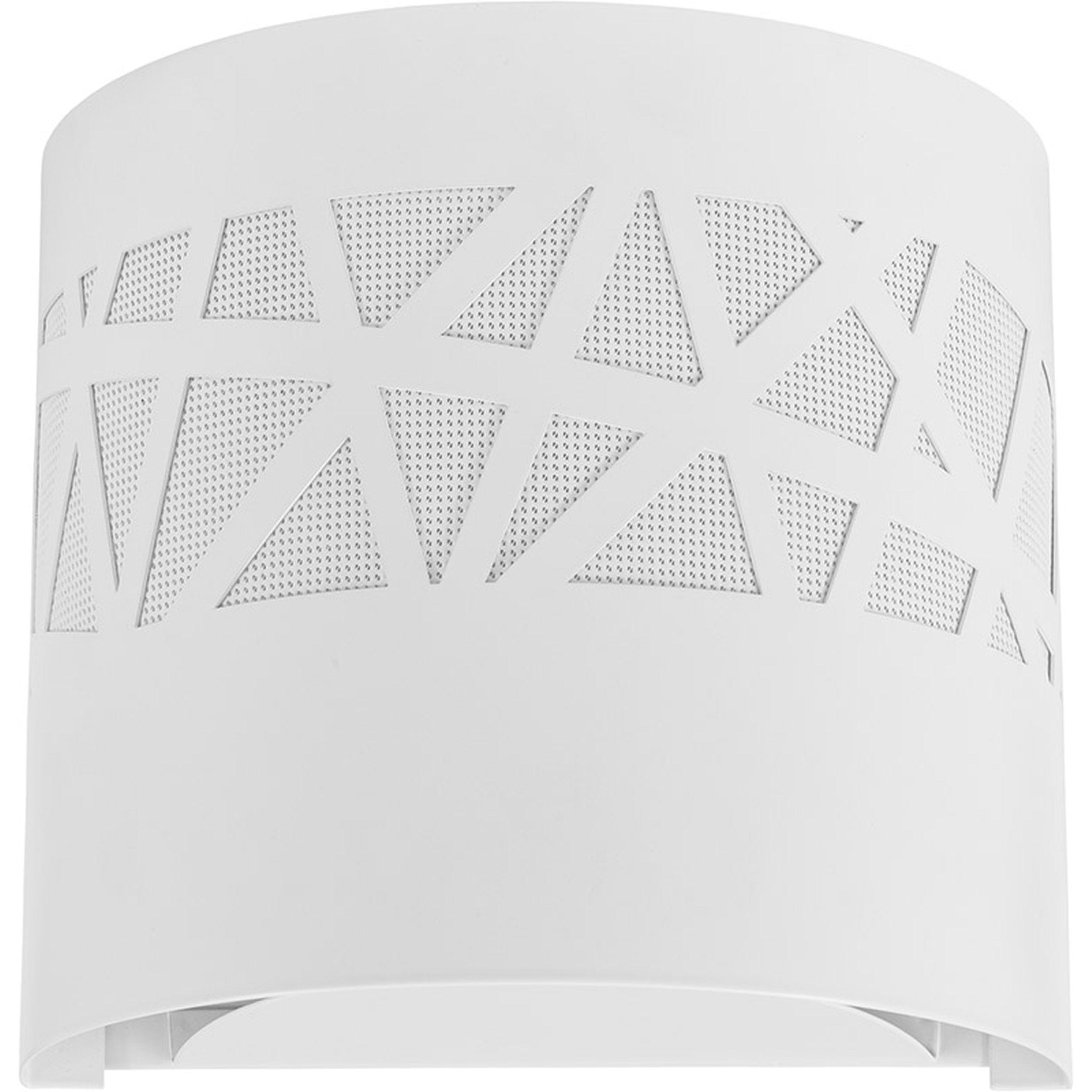 Kinkiet Sigma Moduł Ażur Biały
