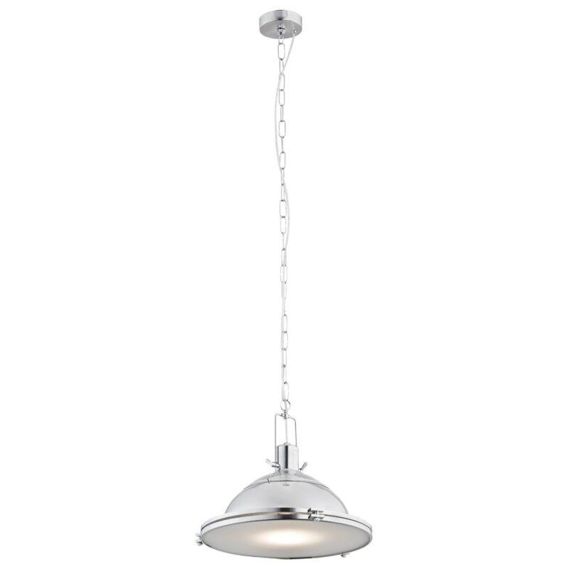 Lampa wisząca Argon Kampos chrom 3056 x1 duża