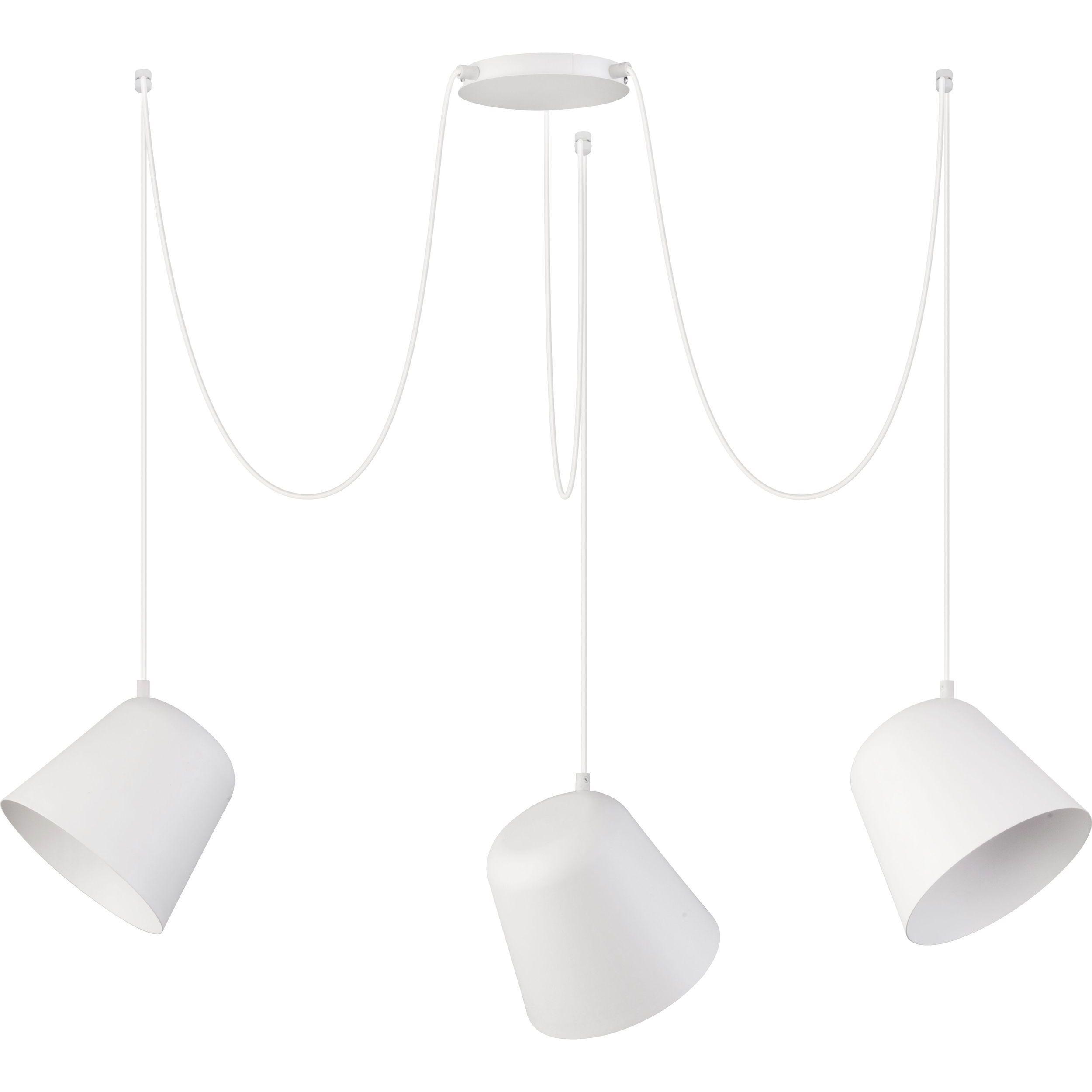 Lampa podwieszana Sigma Jawa x3 Biały