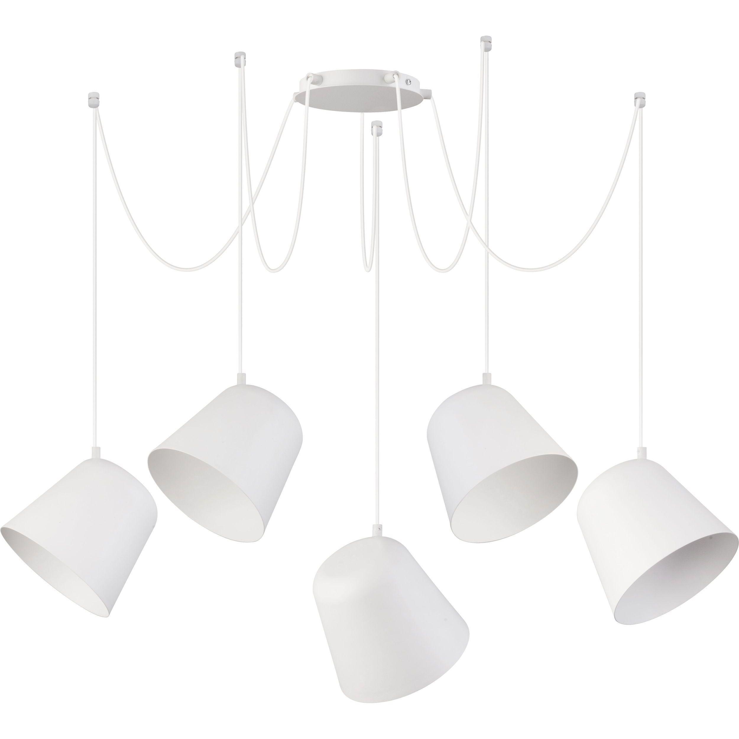 Lampa podwieszana Sigma Jawa x5 Biały