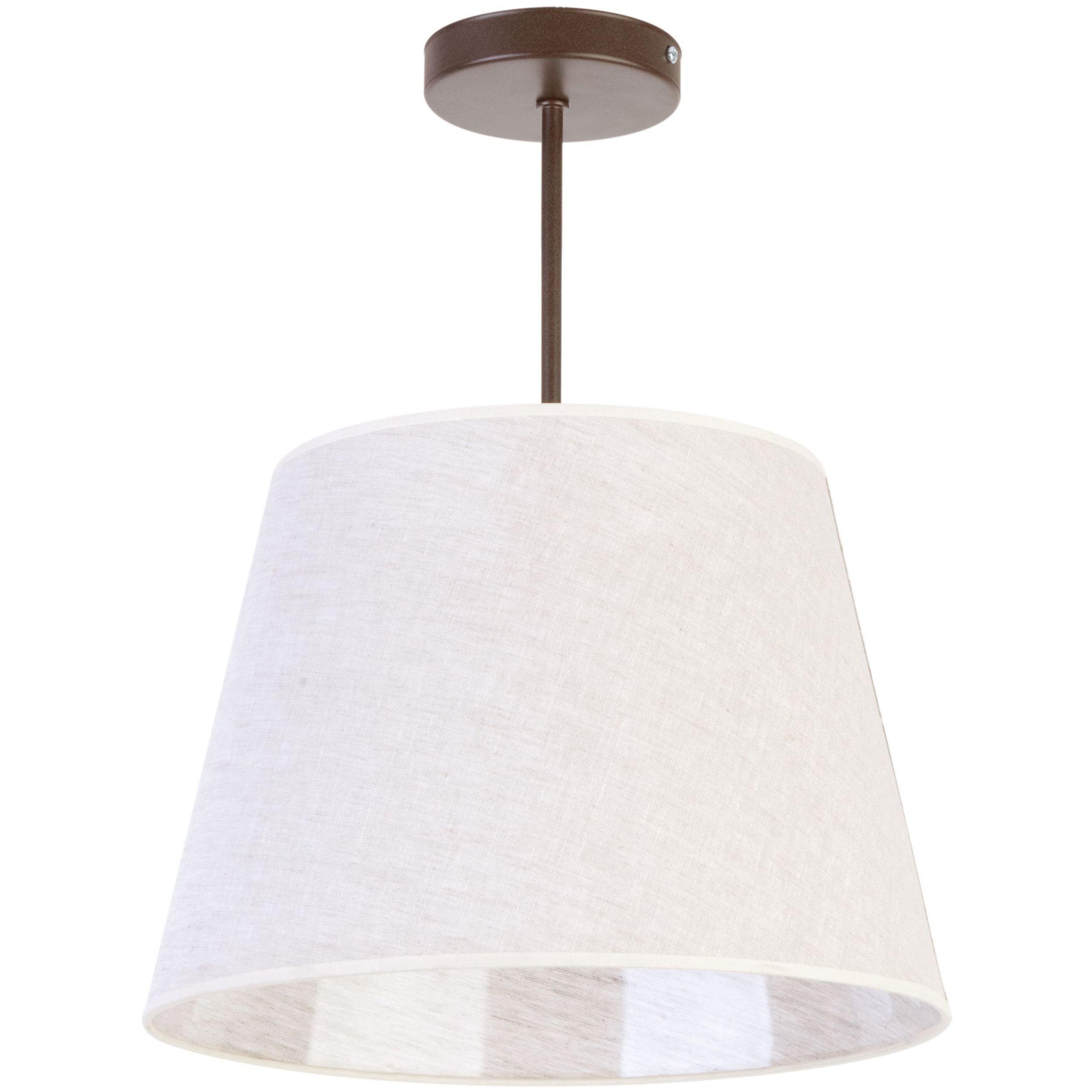 Lampa sufitowa Sigma Febe x1 Brąz