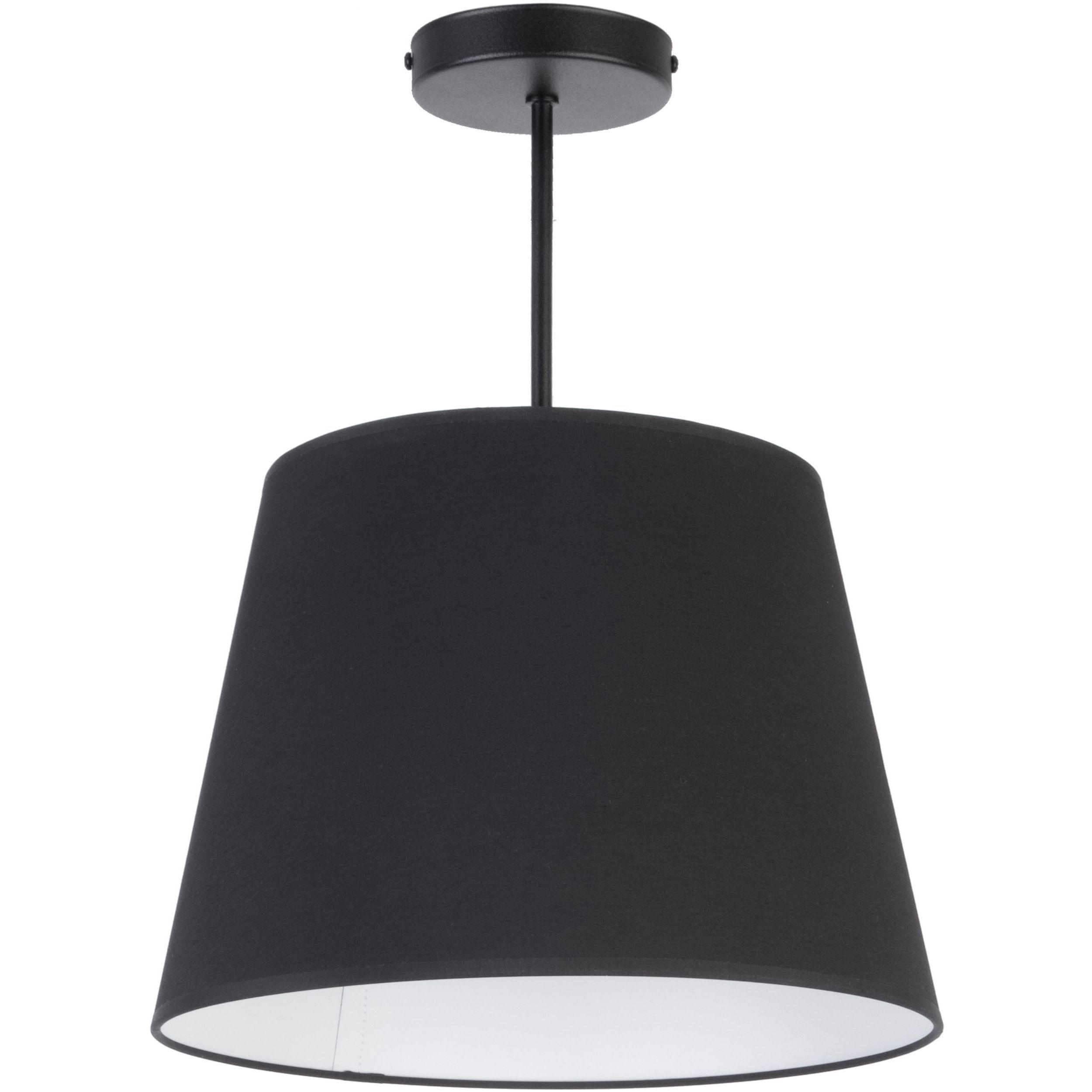 Lampa sufitowa Sigma Febe x1 Czarny