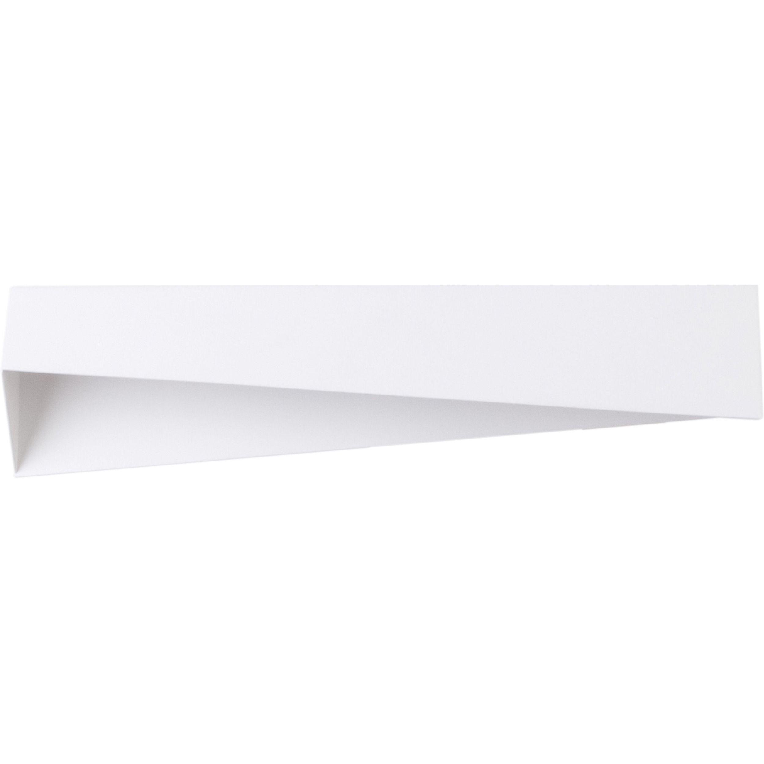 Kinkiet ciepły LED Sigma Bistro Biały