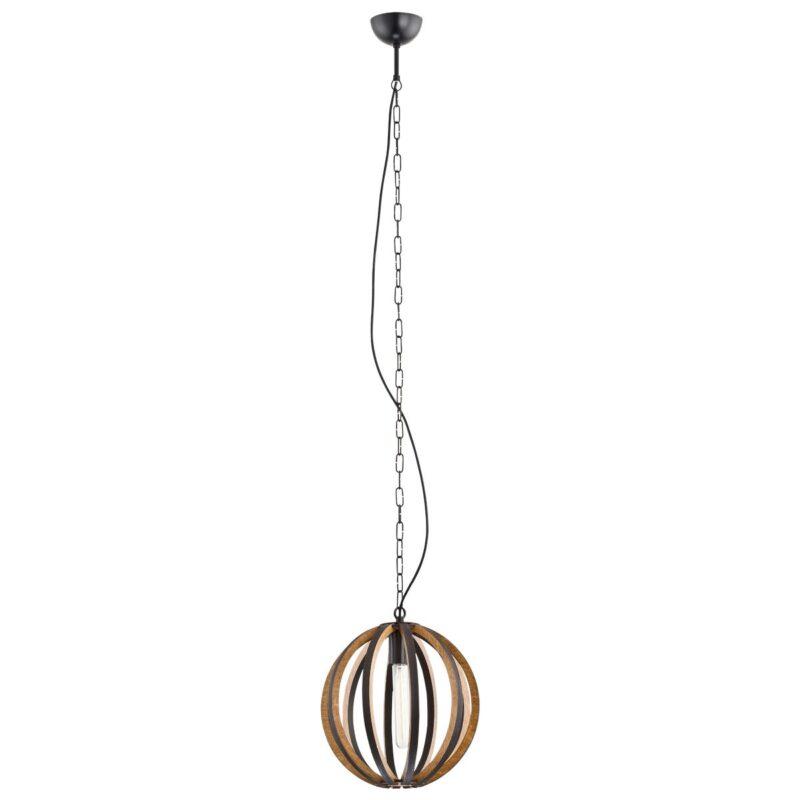 Lampa wisząca Argon Korfu orzech 3513 x1