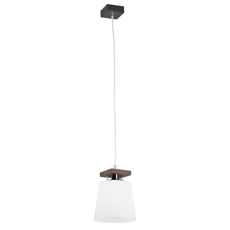 Lampa wisząca Argon Vermouth drewno orzech 3614 x1