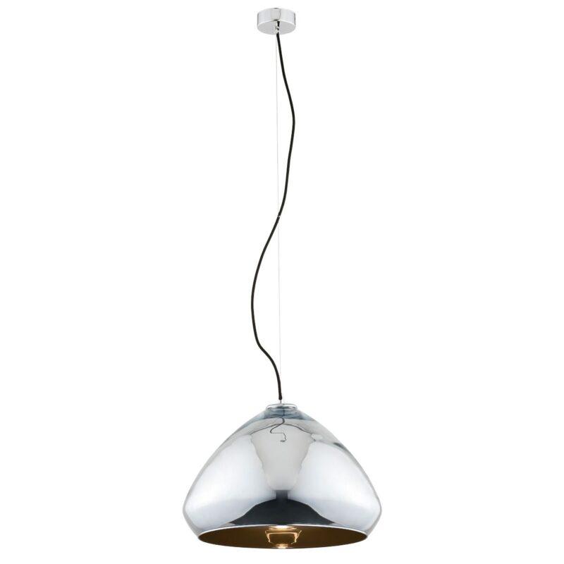 Lampa wisząca Argon Haiti chrom 3689 x1 większa