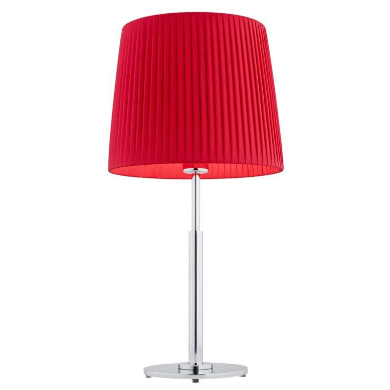 Lampa stołowa Argon Asti czerwony 3846 x1