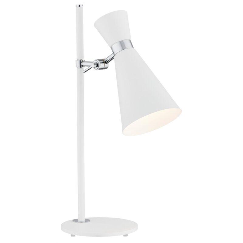 Lampa biurkowa Argon Lukka biały 3890 x1