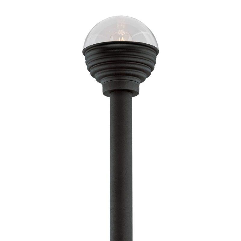 Lampa ogrodowa stojąca Argon Gatsby czarny 3954 x1 duża