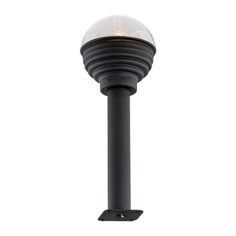 Lampa ogrodowa stojąca Argon Gatsby czarny 3955 x1 mała