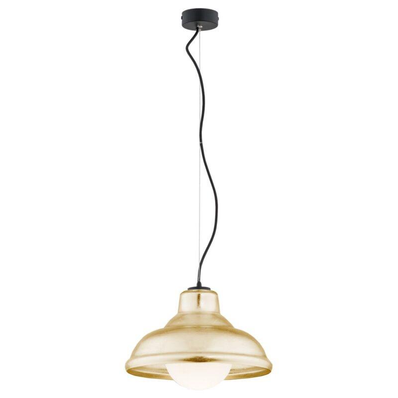Lampa wisząca Argon Pilar złoty 3966 x1 duża