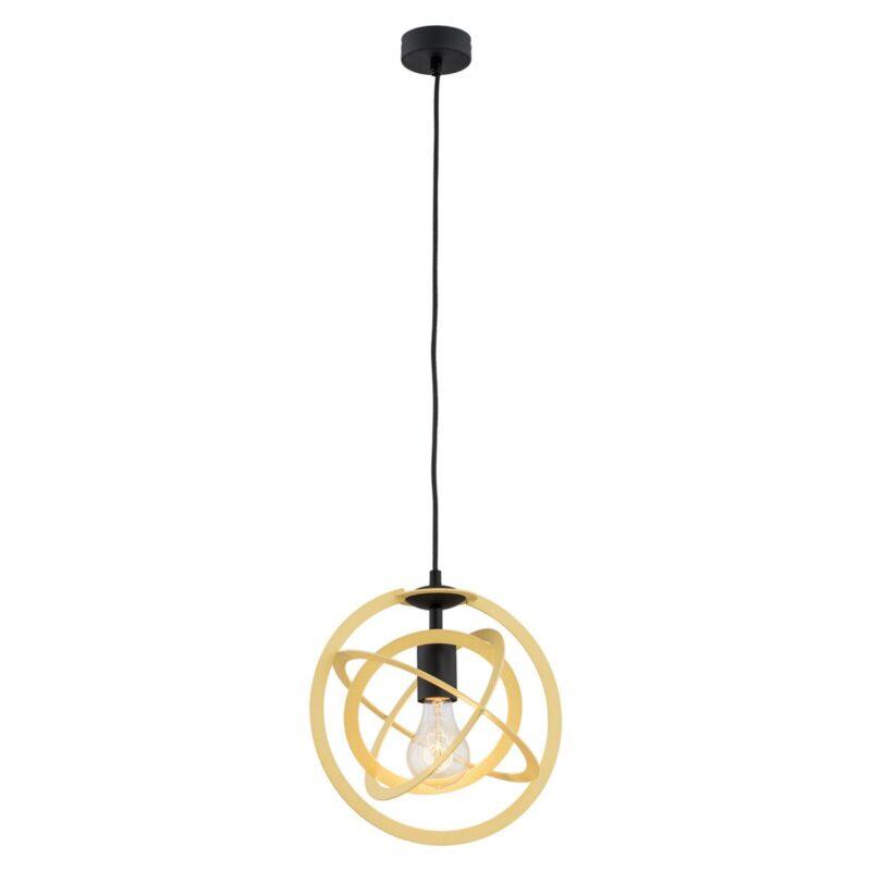 Lampa wisząca Argon Kopernik złoty 4025 x1 mniejsza