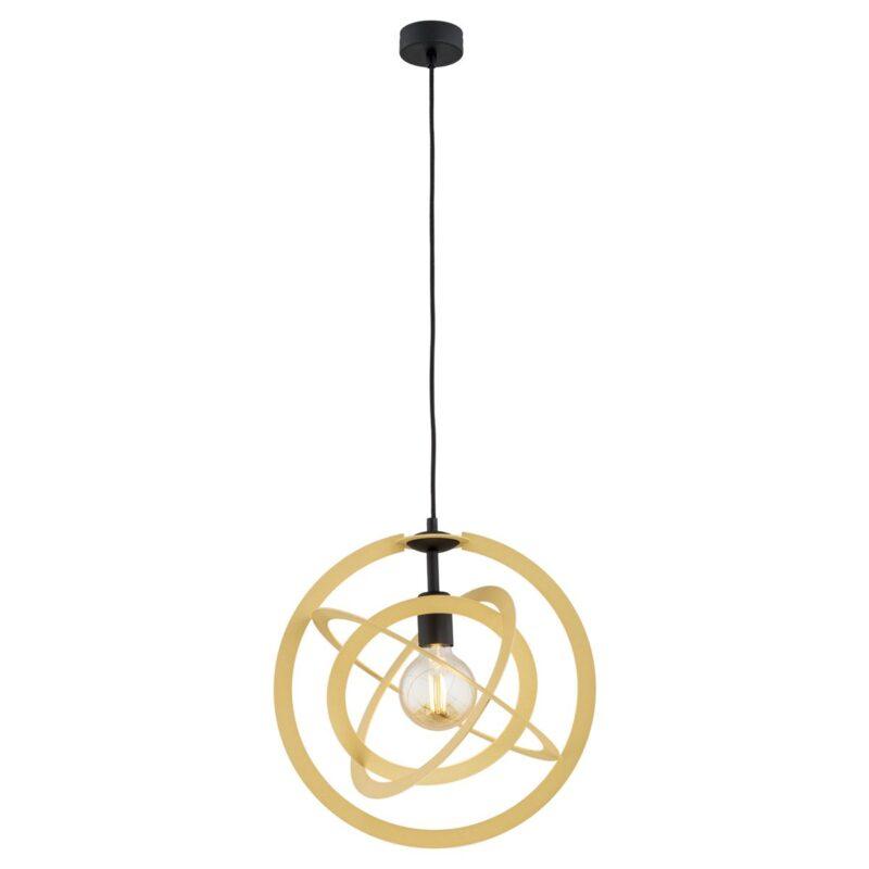 Lampa wisząca Argon Kopernik złoty 4028 x1 większa