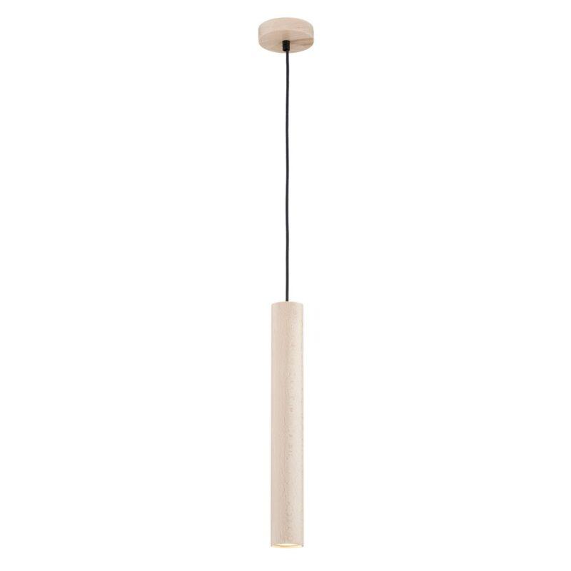 Lampa wisząca Argon Adonis drewno buk 4080 x1