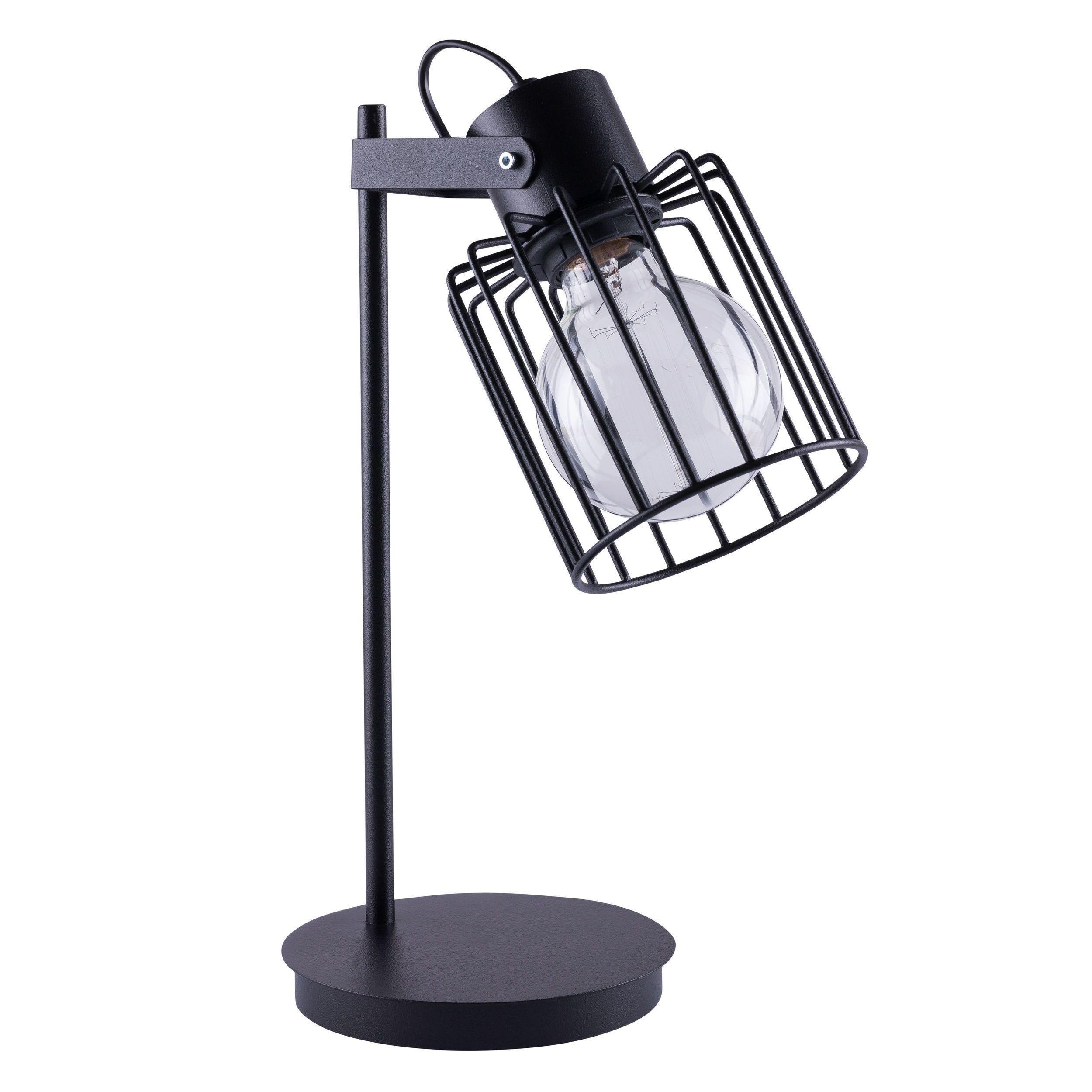 Lampa podwieszana Sigma Luto Kwadrat Lampka Czarny