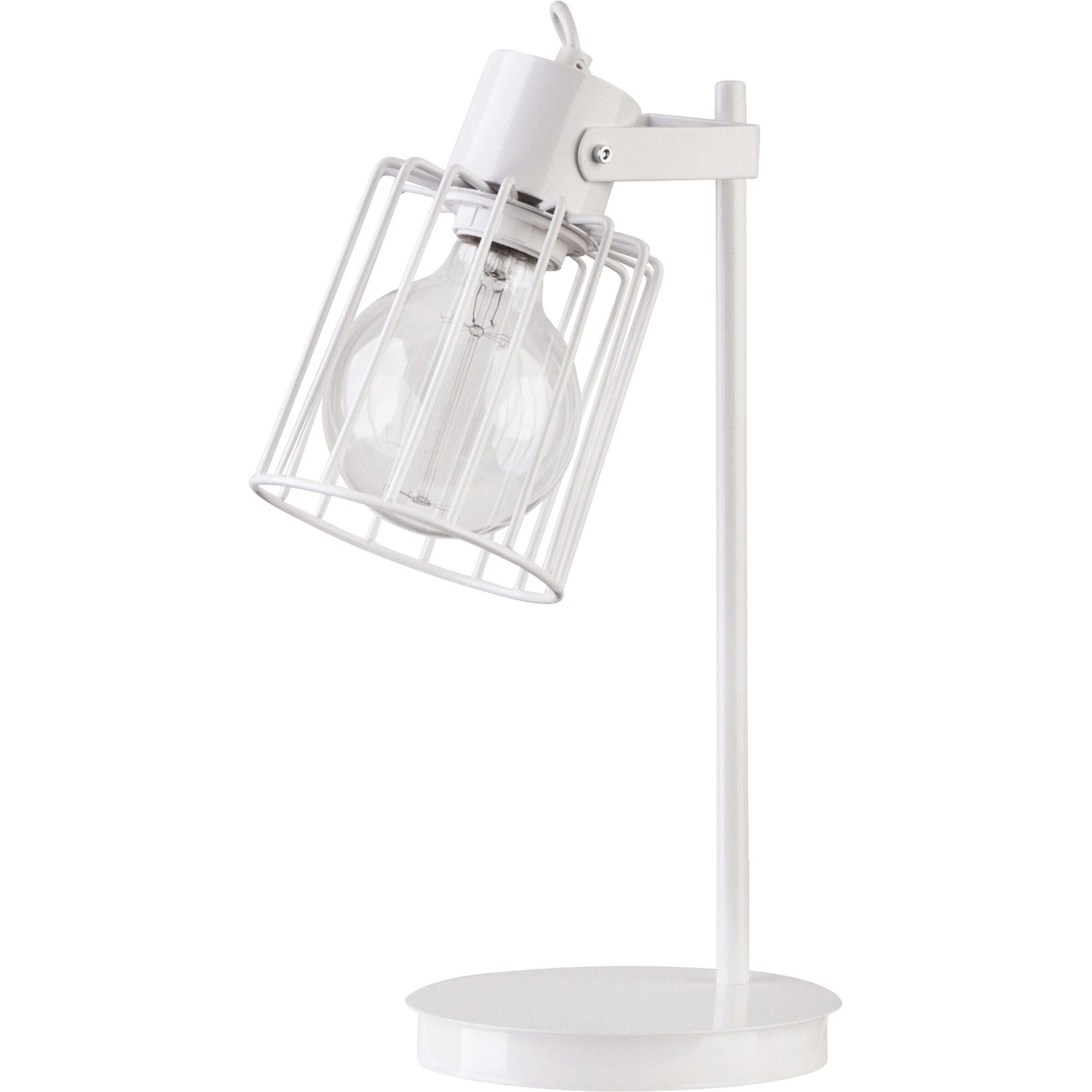 Lampa podwieszana Sigma Luto Kwadrat Lampka Biały