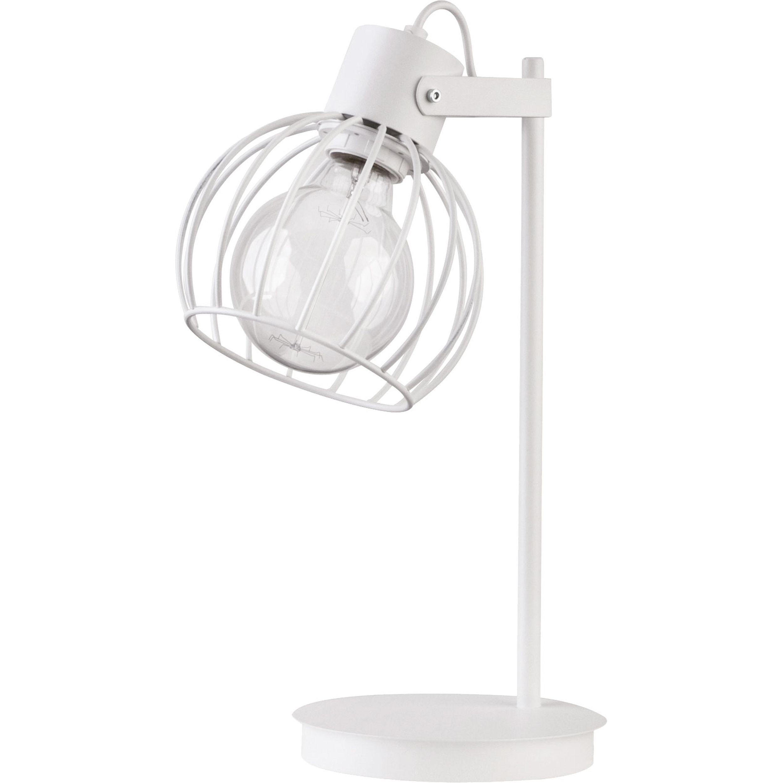 Lampa podwieszana Sigma Luto Koło Lampka Biały