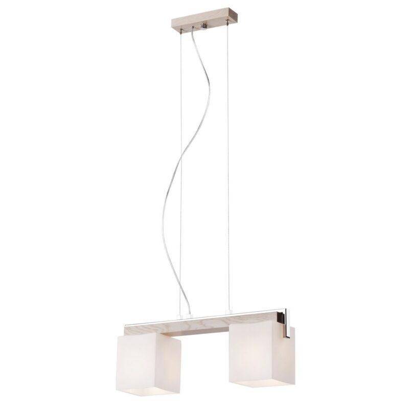 Lampa wisząca Argon Tros dąb bielony 619 x2