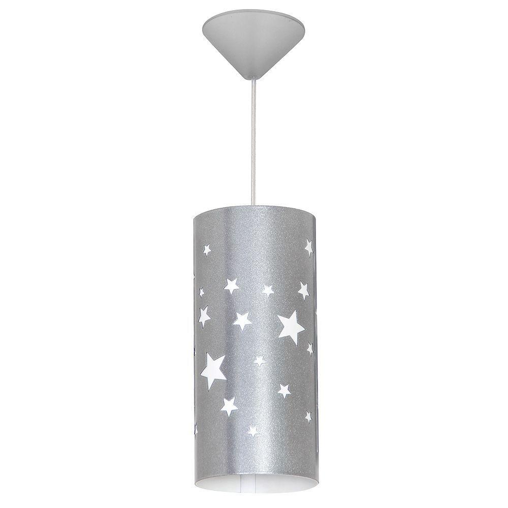 Lampa wisząca Aldex Pojedynczy Gwiazdy Mały-Silver 710G/3/M