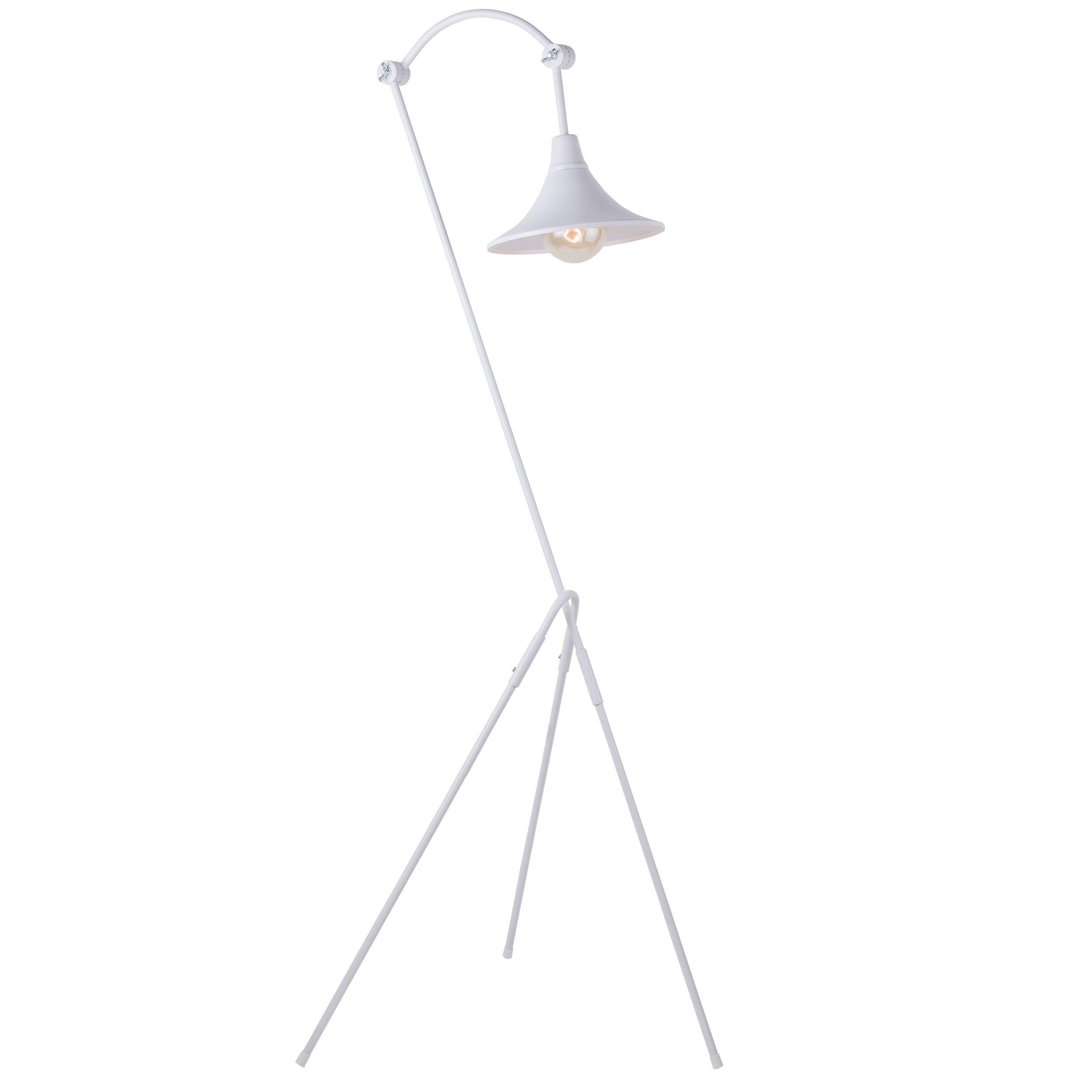 Lampa podłogowa Aldex Antika White 783A