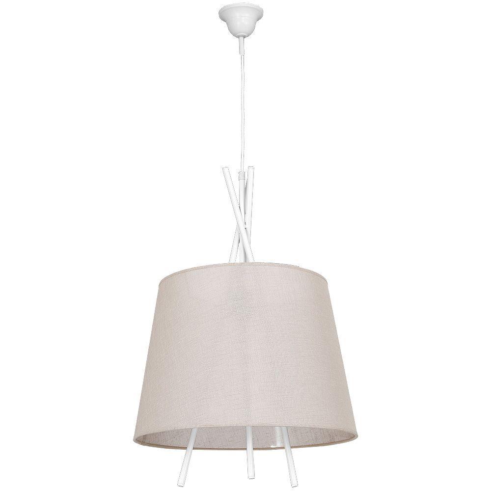 Lampa wisząca Aldex x1 Martin White 957G