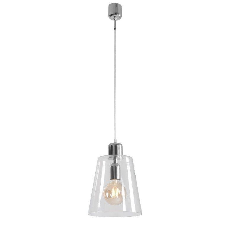 Lampa wisząca Aldex x1 Electra Chrom 967G
