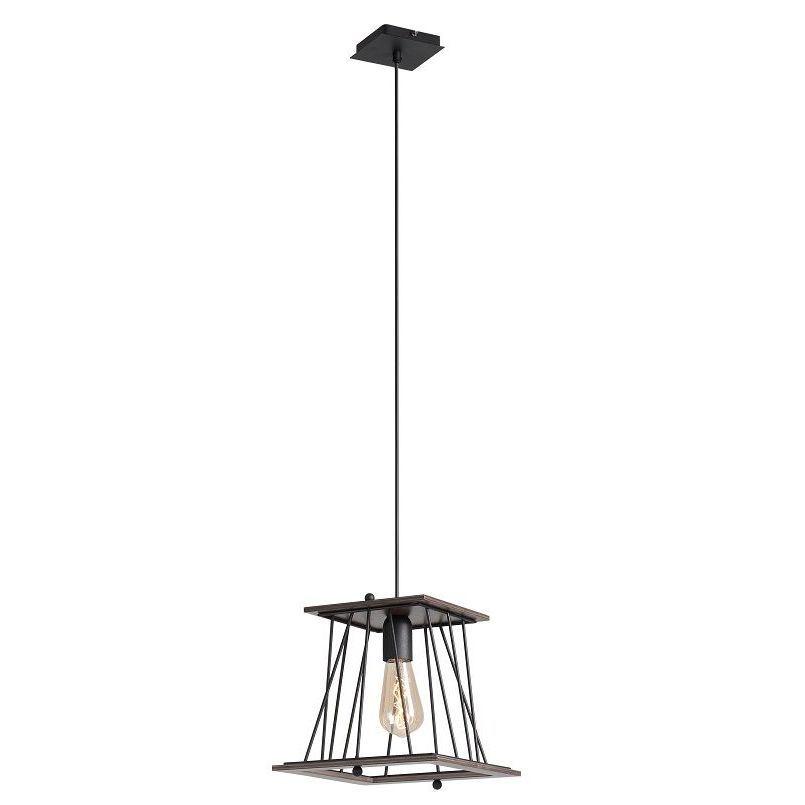 Lampa wisząca Aldex x1 Bari 969G