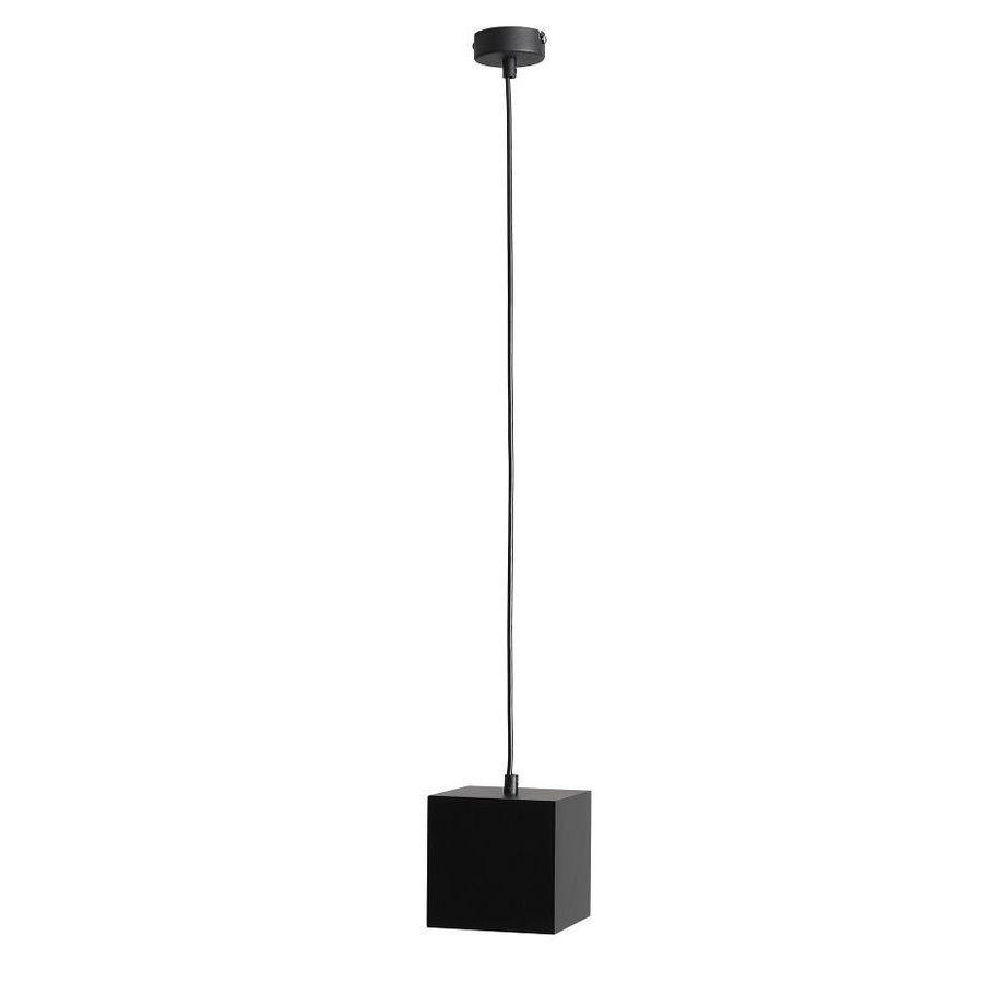 Lampa wisząca Aldex x1 Bit Black 982G1