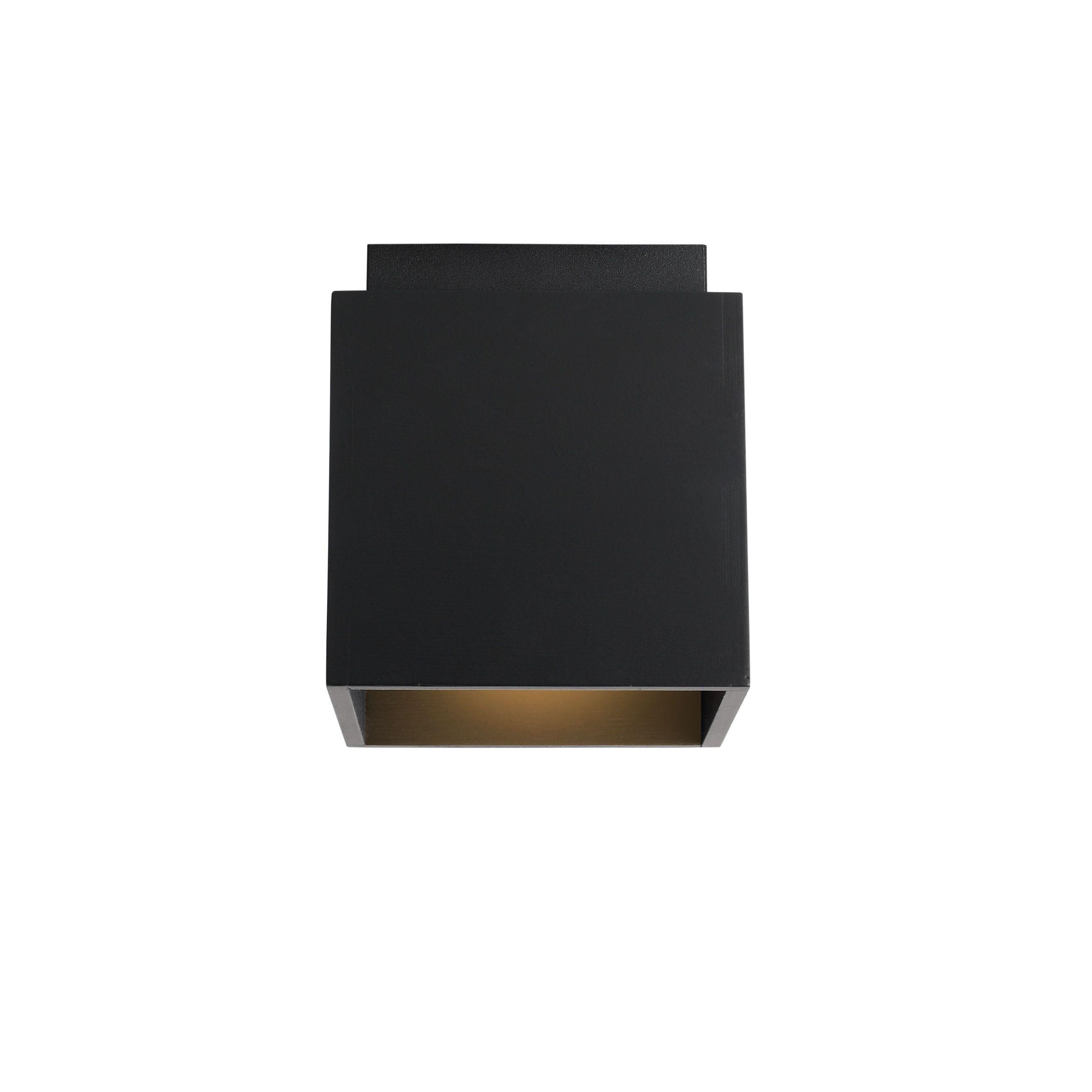 Plafon Aldex x1 Bit Black 982PL/G1