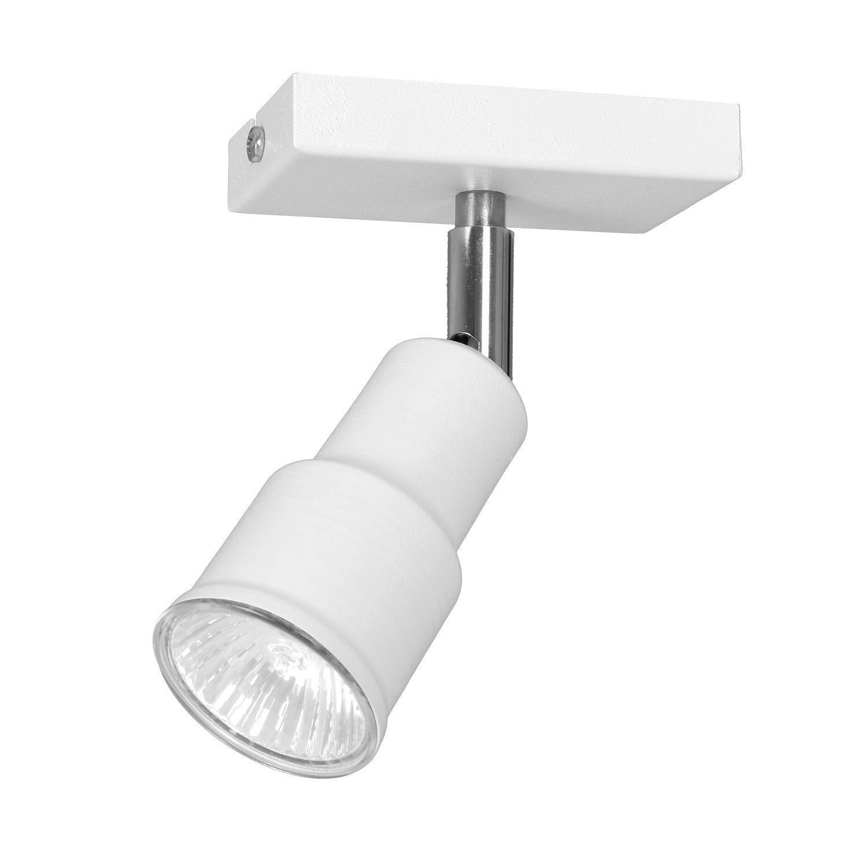Plafon Aldex x1 Aspo White 985PL/G