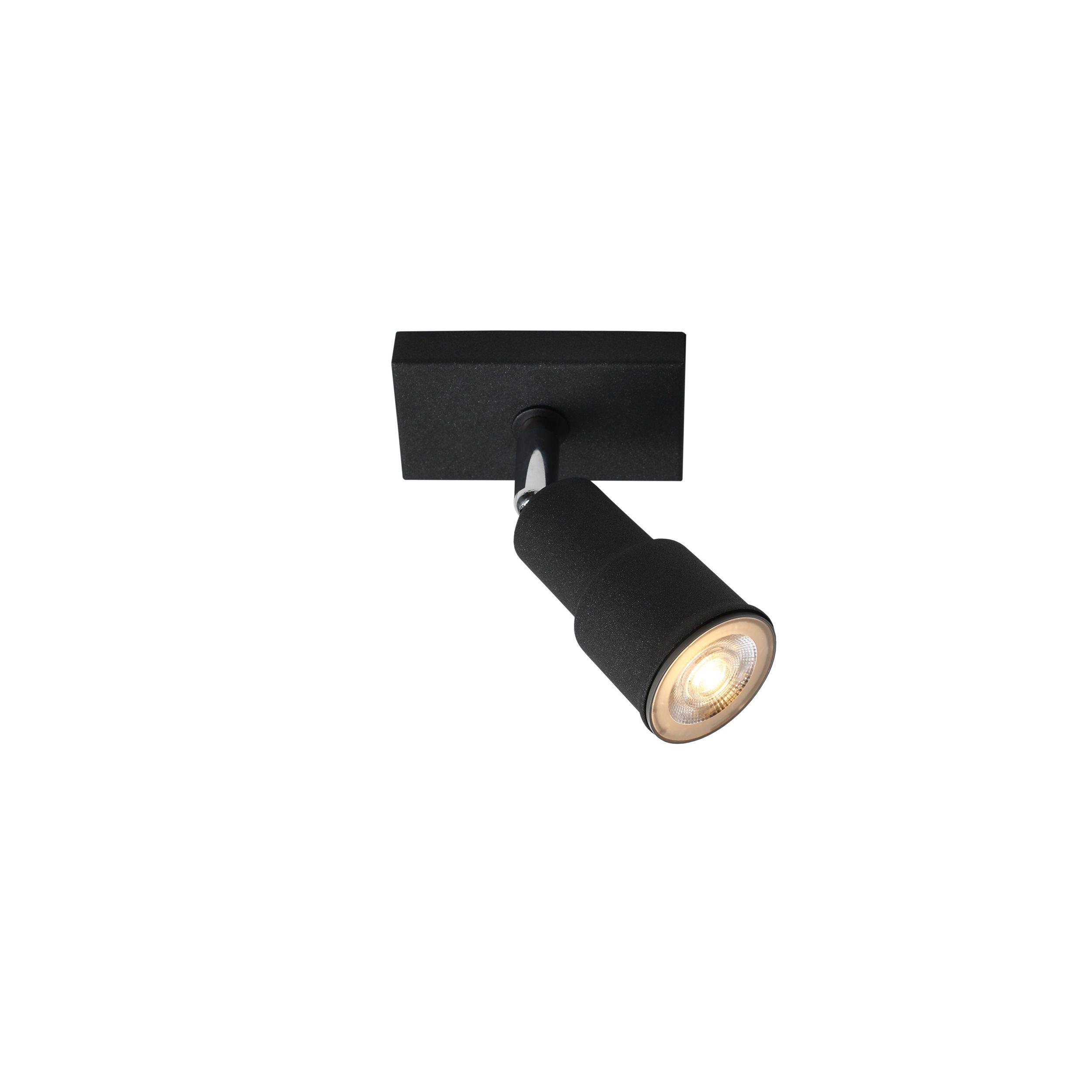 Plafon Aldex x1 Aspo Black 985PL/G1